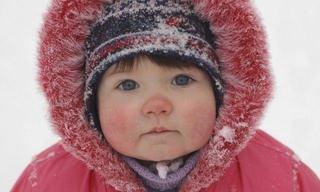 Prevenirea degeraturilor la bebelusi