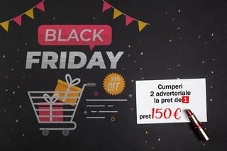 Black Friday la Copilul.ro