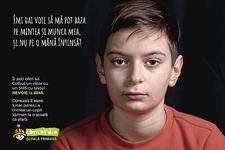 """""""IMI DAI VOIE?"""" - Copiii din medii vulnerabile cer dreptul la educatie"""