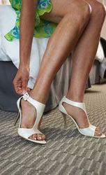 Pantofii cu toc, un posibil risc pe timpul sarcinii