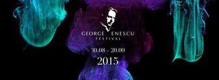 Festivalul George Enescu, 30 august 2015 - 20 septembrie 2015