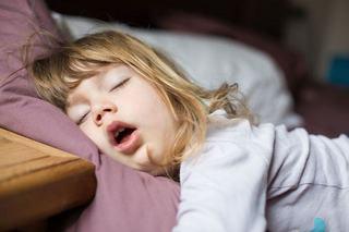 Respiratia pe gura la copii, cauze si solutii