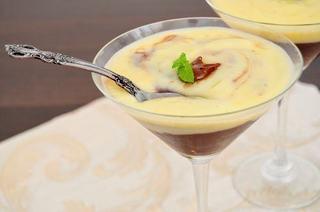 Bavaroise (crema bavareza)