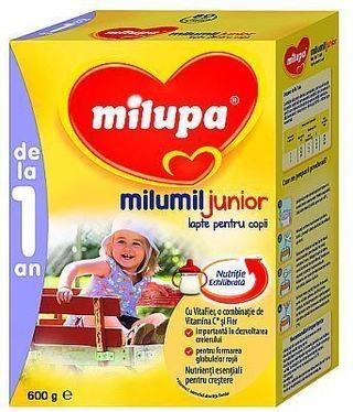 Surprize Milupa pentru copii si parinti, in luna decembrie