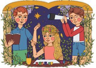 Incurajeaza-ti copilul sa invete ce-i place - Arte, public speaking si astronomie la Scoala de Arte si Maniere