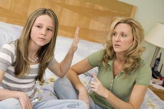 Cum sa reactionezi ca un adevarat psiholog cand copilul te contrazice