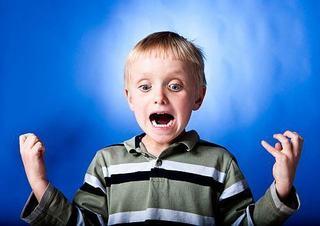 Frustrarea la copii