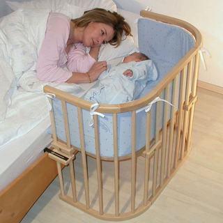 Somnul langa bebelus este cel mai bun pentru dezvoltarea sa: 5 beneficii sustinute de stiinta