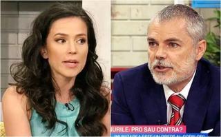 Olivia Steer, contrazisa de medicul Mihai Craiu: Copiii alaptati la san primesc de 10 ori mai mult aluminiu decat din vaccinuri