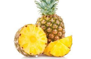 Cand introducem ananasul in alimentatia copilului