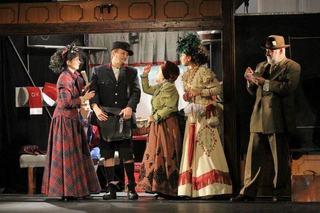 In Anul Caragiale, Teatrul Ion Creanga anunta prima reprezentatie dedicata renumitului dramaturg