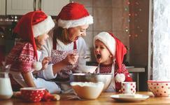 Cum implici copilul in pregatirile de sarbatori