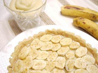 Tarta rapida cu banane