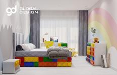 Intra in universul copilariei - alege sa decorezi cat mai creativ camera celui mic