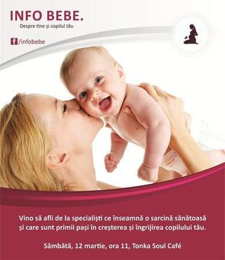Info Bebe 2016, informatii utile pentru mamici!