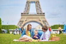 Paris, o destinatie prietenoasa pentru familiile cu copii