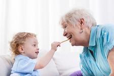 Dragostea pentru copii este minunată, dar cea pentru nepoti este perfecta
