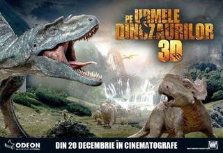 Pe urmele dinozaurilor 3D