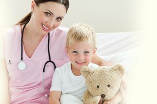 Anestezia generala la copil