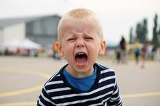 Copilul meu tipa! Ce pot face pentru a preveni astfel de reactii?