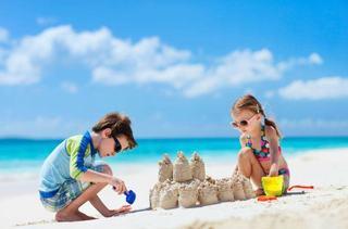 Vine vara! Invata cum sa-ti protejezi copilul de soare