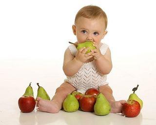 Cele mai bune fructe de vara pentru bebelus. Retete