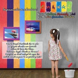 C.H.A.N.G.E. - Impreuna coloram schimbarea