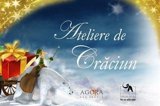 Atelier de Craciun, sedinte de pictura pe obiect, 8 - 16 decembrie 2012