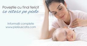 Rutina zilnica de ingrijire pentru bebelusul tau cu piele atopica
