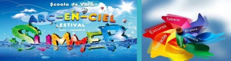 Scoala de Vara Arc-en-Ciel Estival 2014 isi deschide portile!