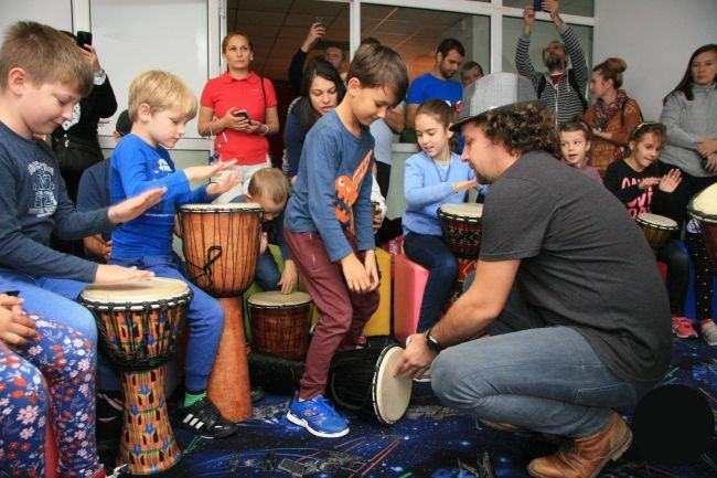 Atelierele cu traditie si show-urile interactive tip family - atractia weekend-ului 17–18 noiembrie pentru copii si parinti
