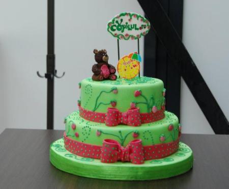Petrecerea de Ziua copiilor cu Copilul.ro