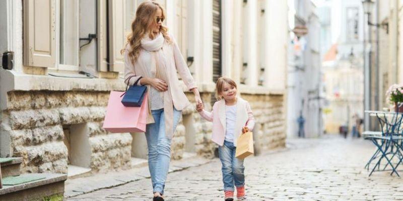 Cum sa fii o mama trendy