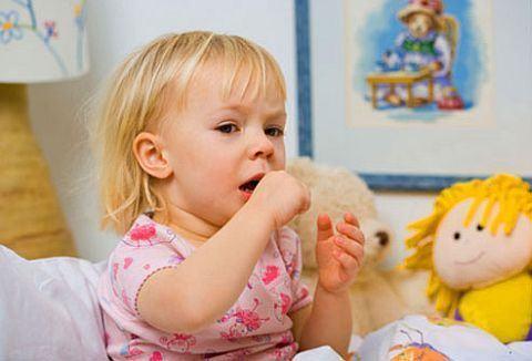 Infectii respiratorii frecvente la copii