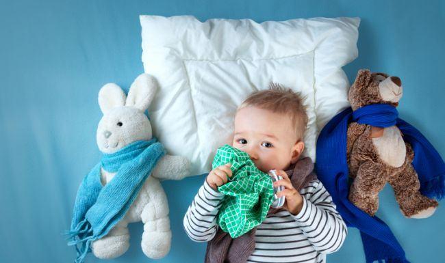 Cum calmezi tusea de noapte la copii