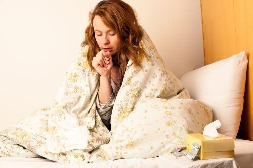 Remedii pentru tusea din timpul noptii
