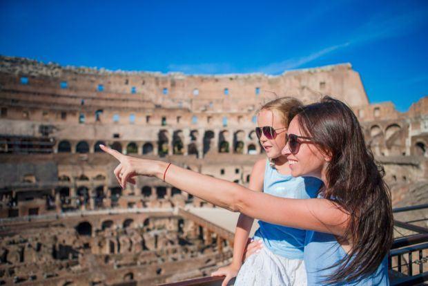 Un city break la Roma, o aventura memorabila pentru copii