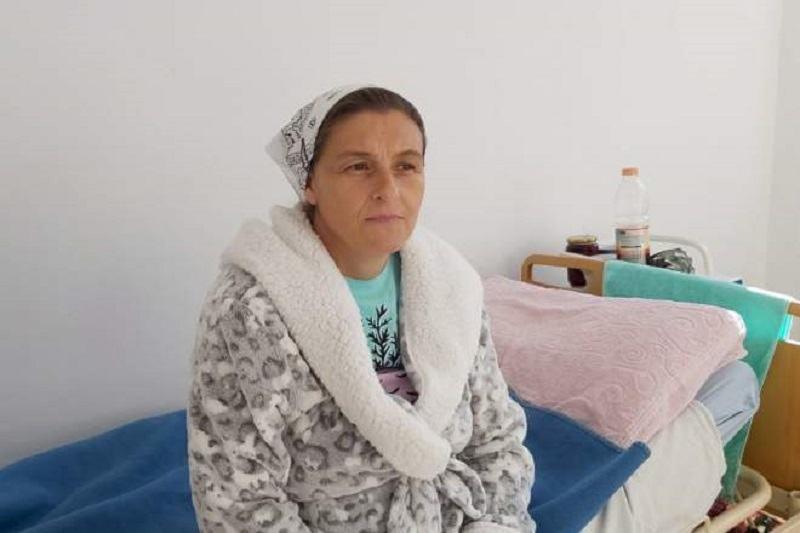 Asa arata femeia care a nascut cei multi copii din Romania. Are 42 de ani si 20 de copii