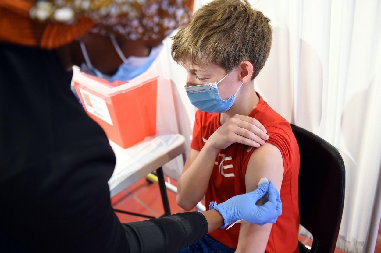 Desi statisticile sunt alarmante, parintii nu vor sa isi vaccineze copiii!