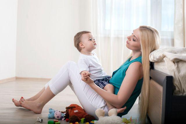 Devine mai usor sa fii mama? Cand?