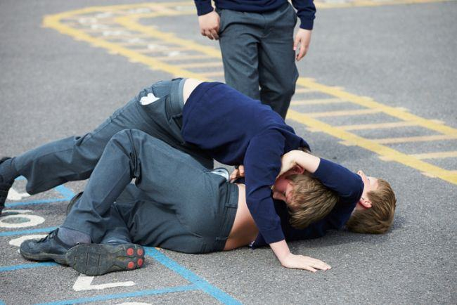 Alarmant! Numarul violentelor din scolile bucurestene, in crestere