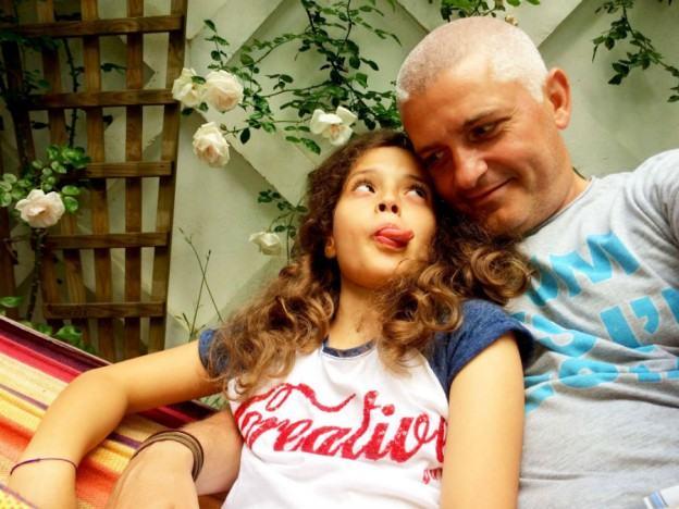 Ce frumoasa este fiica lui Virgil Iantu! Jasmine a implinit 15 ani