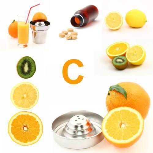 Vitamina C. Tot ce trebuie sa stii