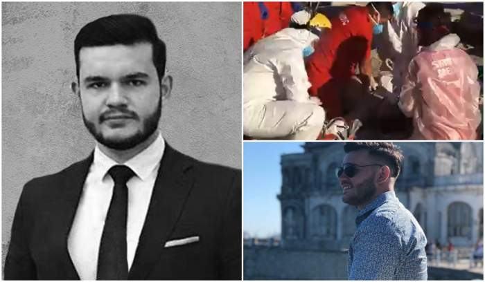 A murit Vlad Dediu, presedintele Uniunii Nationale a Studentilor din Romania