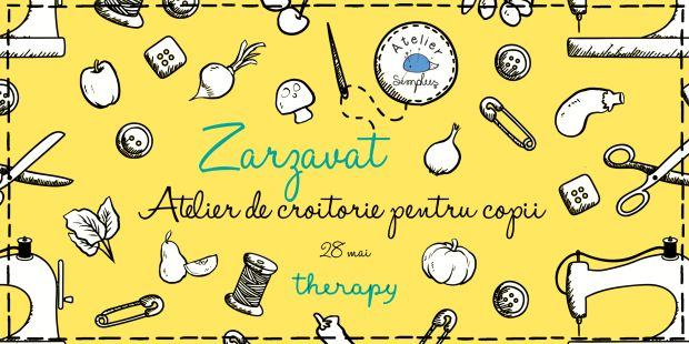 Zarzavat - atelier de croitorie pentru copii