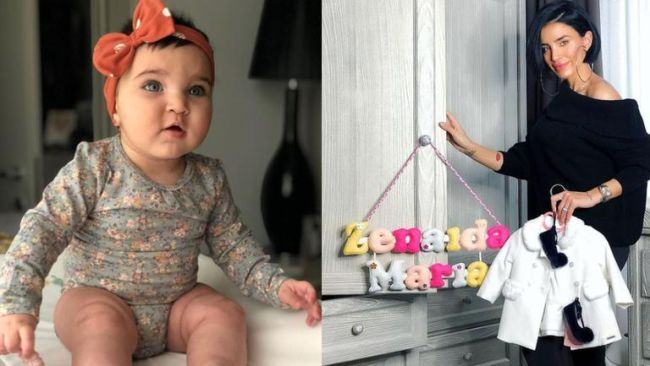 Cum va fi imbracata fetita Adelinei Pestritu la nunta parintilor sai