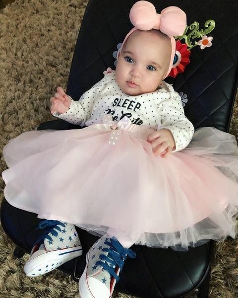Fetita Adelinei Pestritu a fost externata, dupa ce a petrecut Revelionul in spital