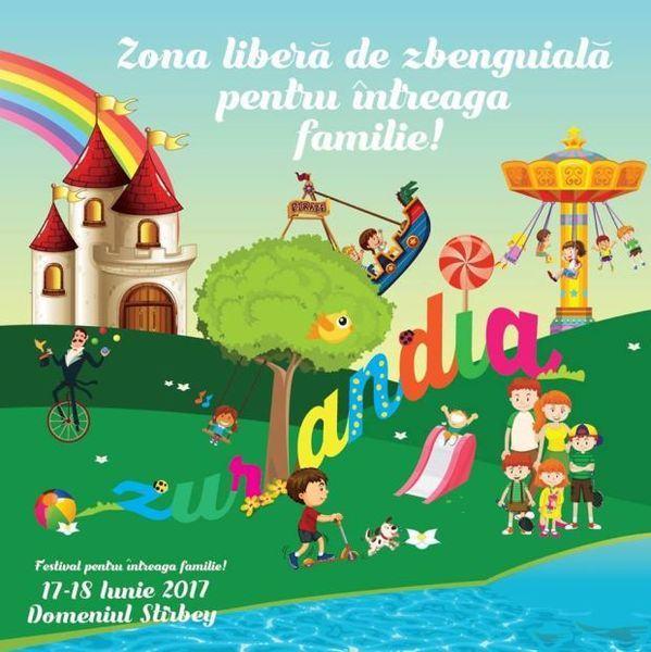 Zurlandia, cel mai mare teren de joaca pentru parinti si copii