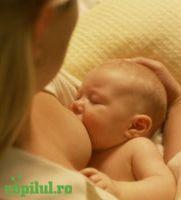 Influenta alaptarii asupra sistemului imunitar al bebelusilor