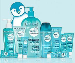 Dermo-cosmetice pentru pielea bebelusilor si a copiilor